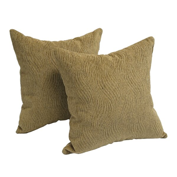 Round Hill Throw Pillow (Set of 2) by Winston Porter