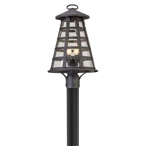 Neelesh Outdoor 4-Light Lantern Head by 17 Stories