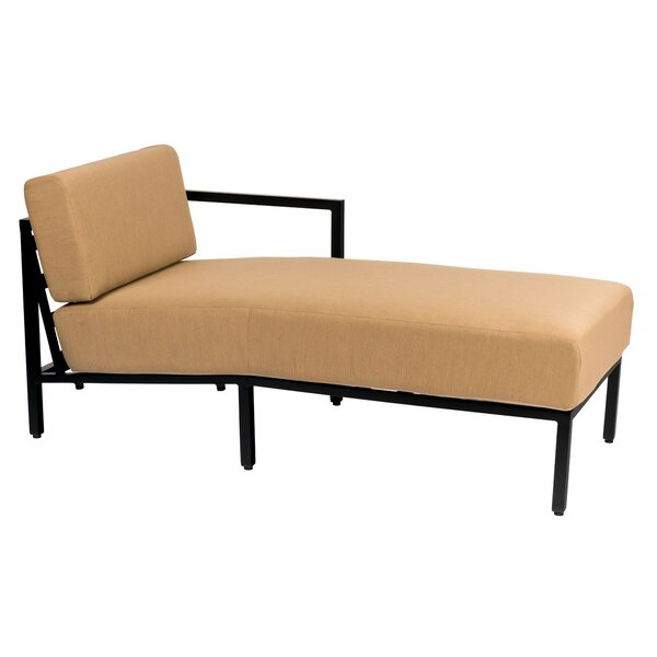 Salona Right Arm Sectional Piece by Woodard
