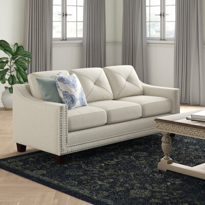 Linen Sofas You Ll Love In 2019 Wayfair