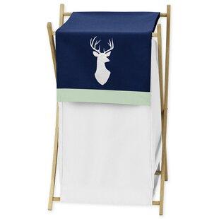 Budget Woodsy Laundry Hamper BySweet Jojo Designs