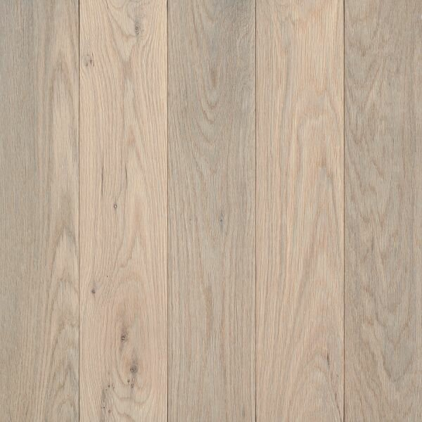 Prime Harvest 5 Solid Oak Hardwood Flooring in High Glossy Mystic Taupe by Armstrong Flooring