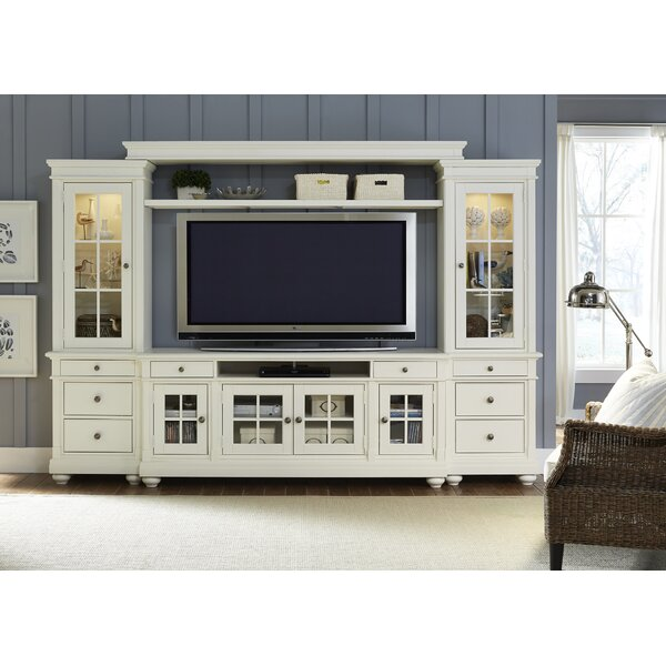 Lutterworth Entertainment Center For TVs Up To 60