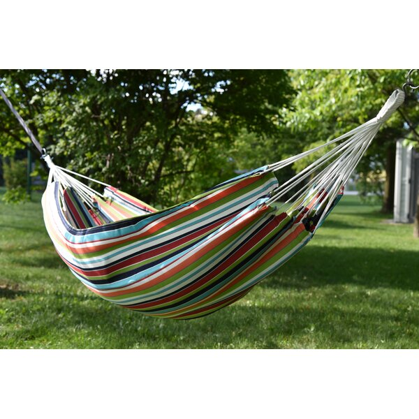 Brazilian Double Tree Hammock by Winston Porter