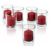 Red Votive Candles You Ll Love In 2021 Wayfair