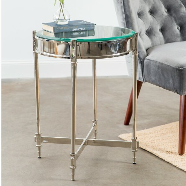 Berrian End Table by Darby Home Co Darby Home Co
