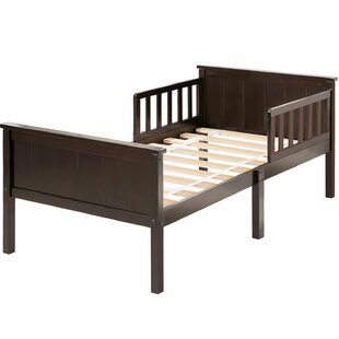 Stevan Convertible Toddler Bed by Harriet Bee