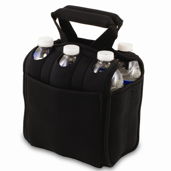 Six Pack Beverage Carrier by Freeport Park