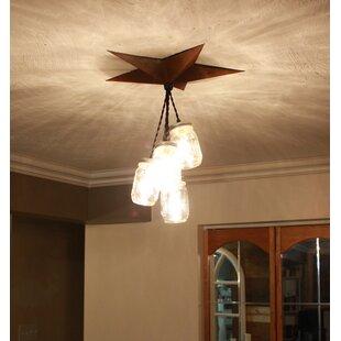Mason jar lighting wayfair mozeypictures Image collections