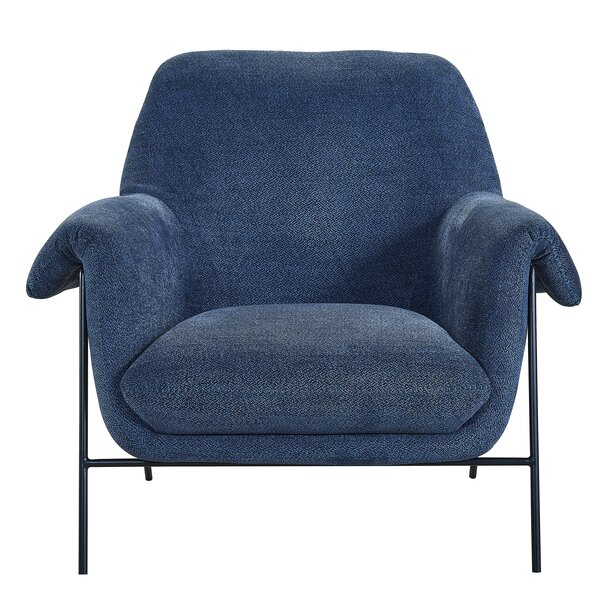 Suellen Contemporary Armchair by Brayden Studio