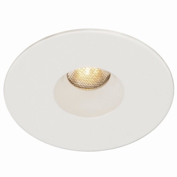 LEDme® Round Open 1.25 LED Recessed Trim by WAC Lighting
