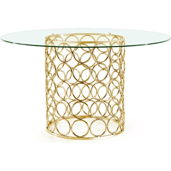 Hop Dining Table by Everly Quinn