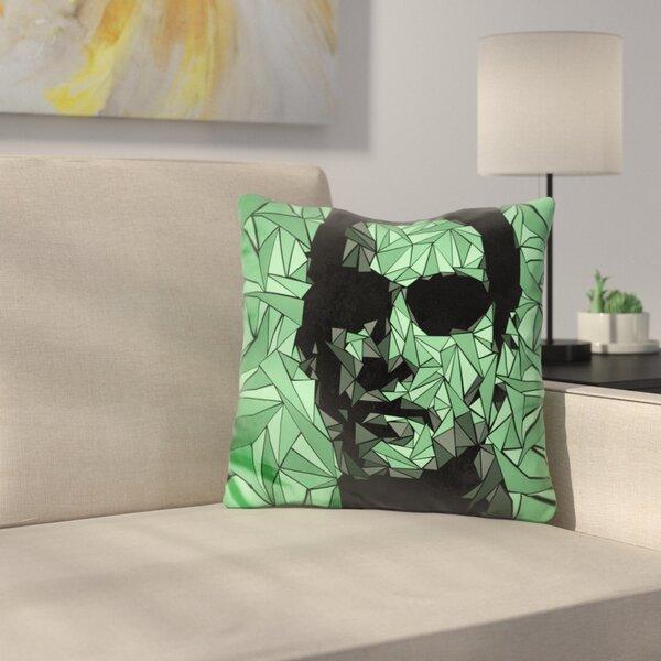 Matrix Neo Throw Pillow by East Urban Home