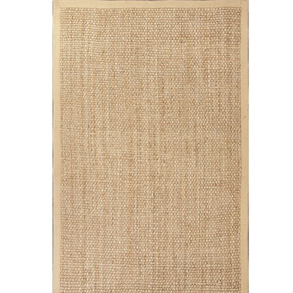 Quintana Beige Area Rug by Bay Isle Home
