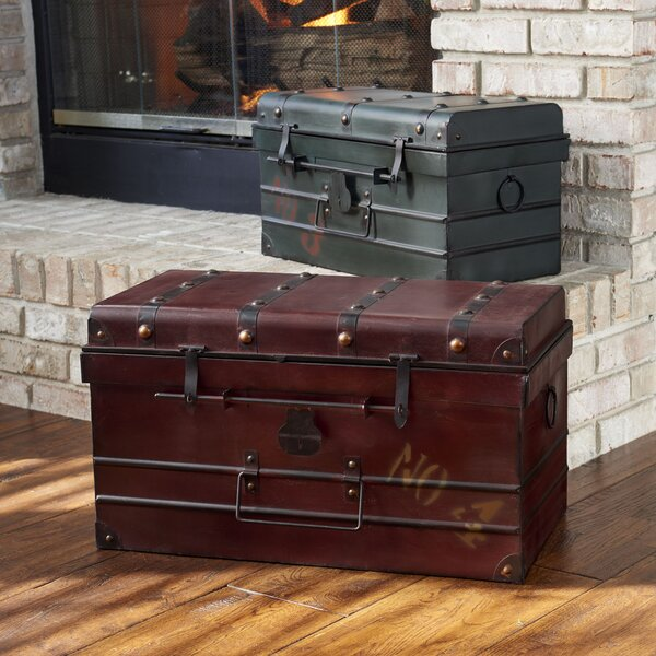 2 Piece Trunk Set by Household Essentials