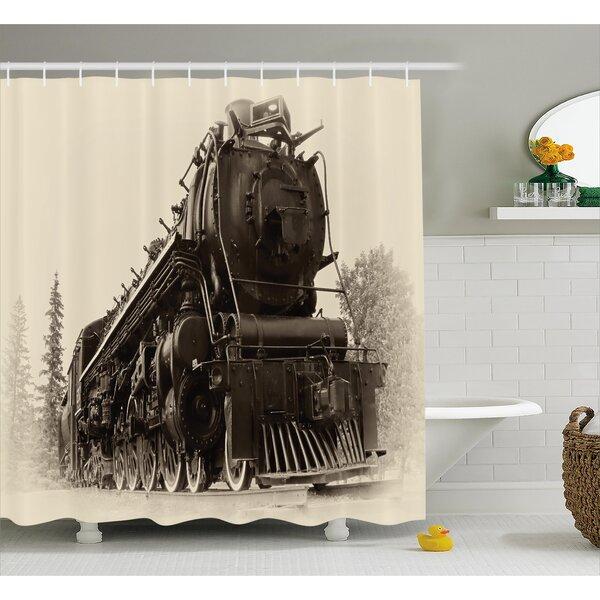 Jaime Shower Curtain by Zoomie Kids