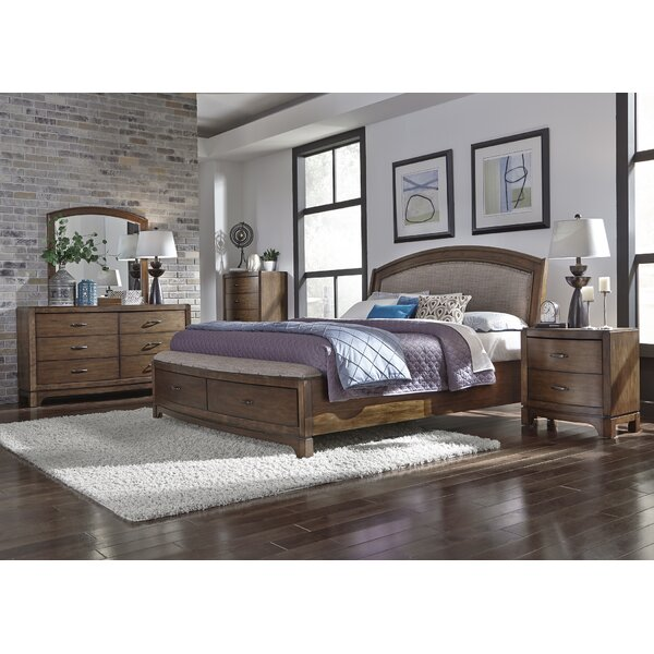 Aranson Platform Configurable Bedroom Set by Darby Home Co