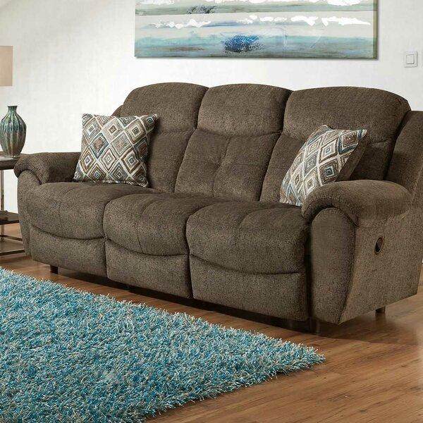 Head Reclining Sofa by Red Barrel Studio
