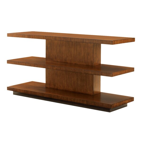 Tommy Bahama Home Brown Console Tables