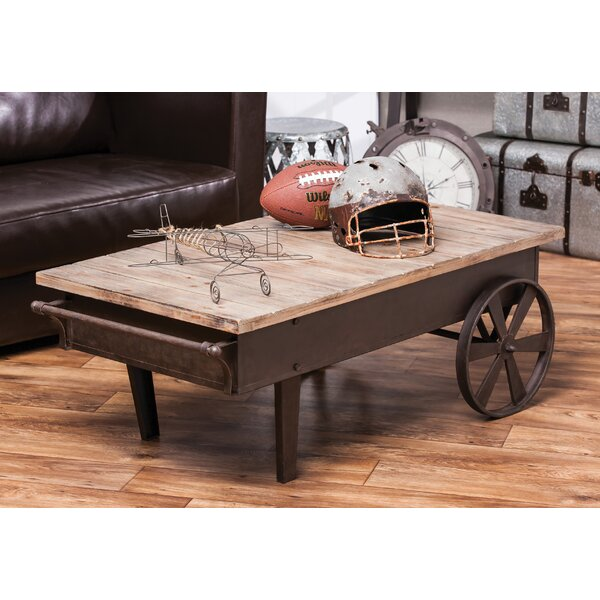 Jignesh Coffee Table By Gracie Oaks