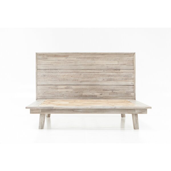 Britton Platform Bed by Union Rustic