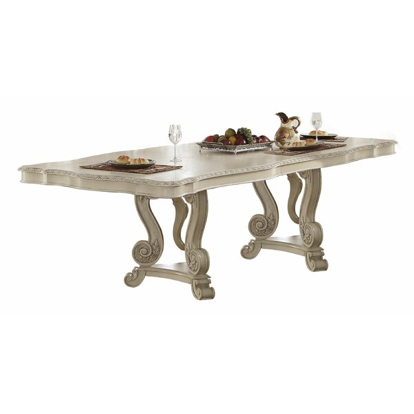 Perdomo Dining Table by Astoria Grand