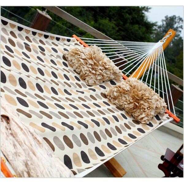 Bewley Fabric Mojito Coffee Bean Hammock by Brayden Studio