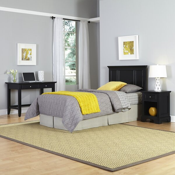 Palmhurst Panel Configurable Bedroom Set by Harriet Bee