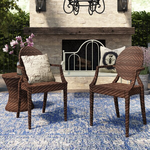 Karina 3 Piece Bistro Set By Lark Manor