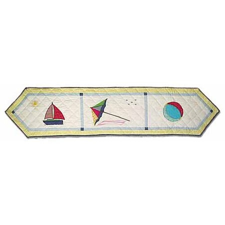 Summer Fun Table Runner by Patch Magic