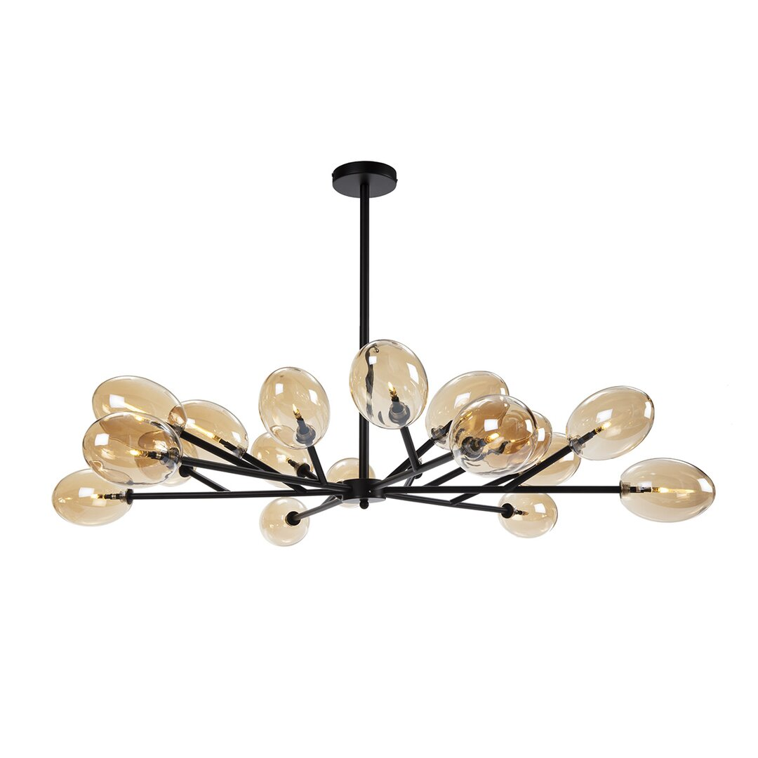 Seth 15- Light Novelty Bulb Pendant