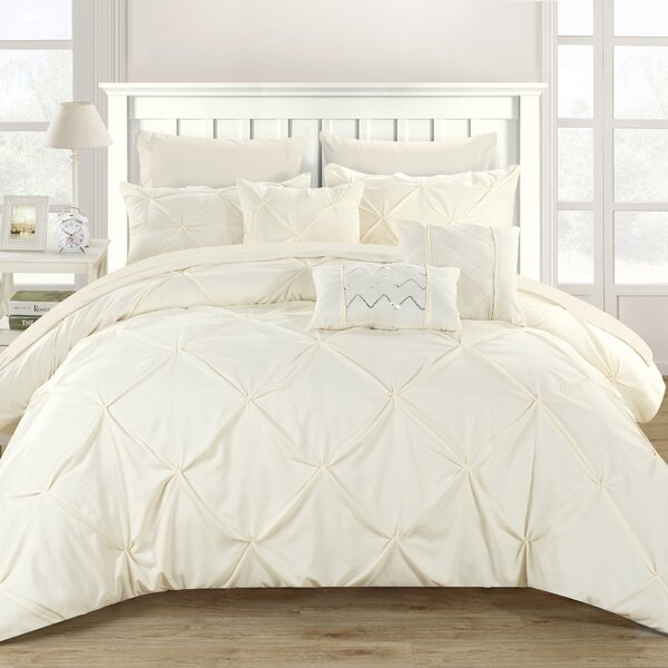 Yamna 10 Piece Comforter Set by Willa Arlo Interio