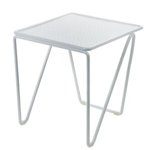 Serax Small Steel End Table by BIDKhome