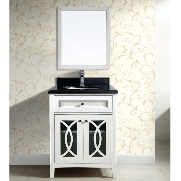 31 Single Vanity Set with Mirror by Dawn USA