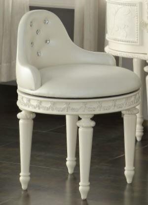 Ector Swivel Armless Chair by Harriet Bee