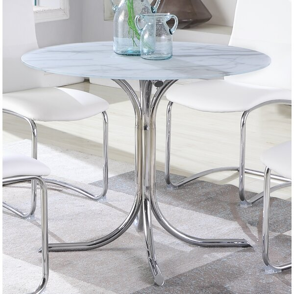 Tyra Dining Table By Orren Ellis #1