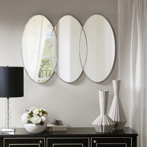 Eclipse Accent Mirror by Madison Park Signature