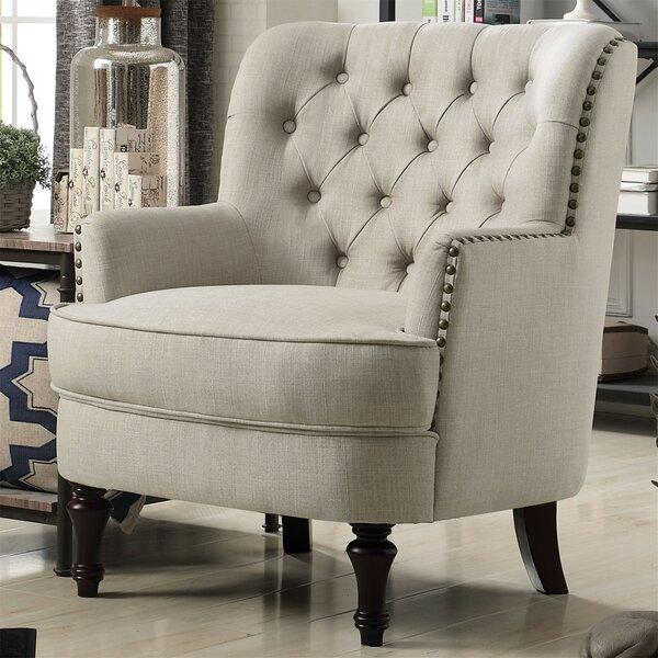 Scranton Armchair by Alcott Hill Alcott Hill®
