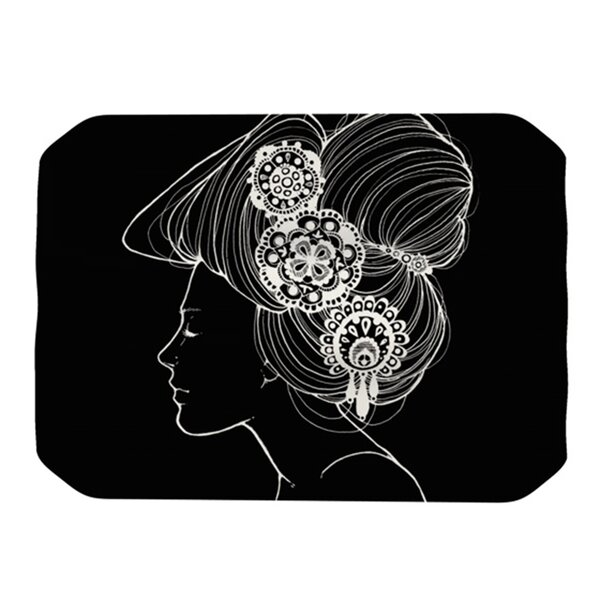 Jennie Penny Placemat by KESS InHouse
