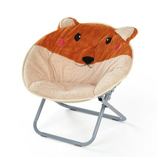 Baty Animal Kids Chair  sc 1 st  Wayfair & Kids Plush Animal Chairs | Wayfair