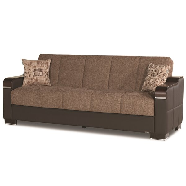 Abdulkerim 86 Inches Square Arms Sleeper By Latitude Run