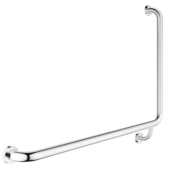 Essentials 38 L-Shaped Grab Bar by Grohe