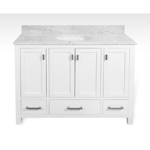 Augustin 48 Single Bathroom Vanity Set
