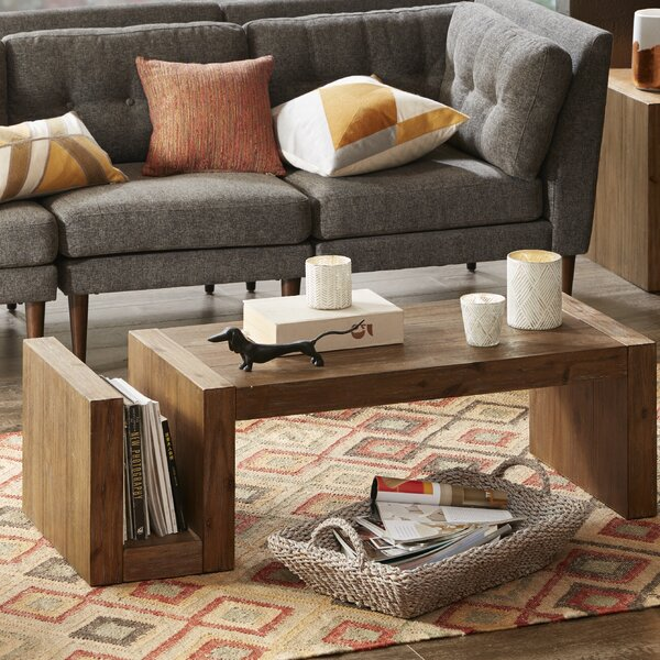 Magana Coffee Table by Union Rustic