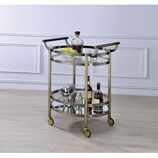 Piedmont Bar Cart