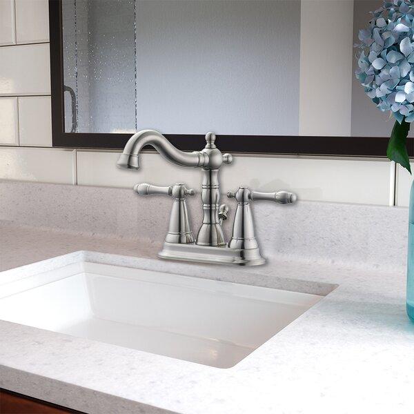 Oakmont Centerset Bathroom Faucet by Design House Design House