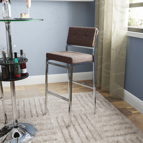 Hughes 30 Bar Stool (Set of 2) by Latitude Run