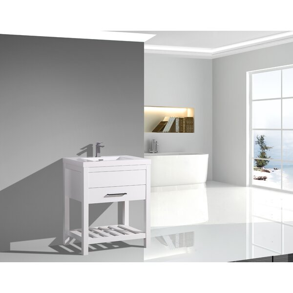 Godalming 30 Single Bathroom Vanity Set by Ebern Designs