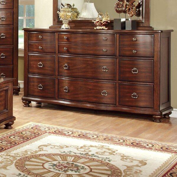 Harrelson 9 Drawer Dresser by Astoria Grand