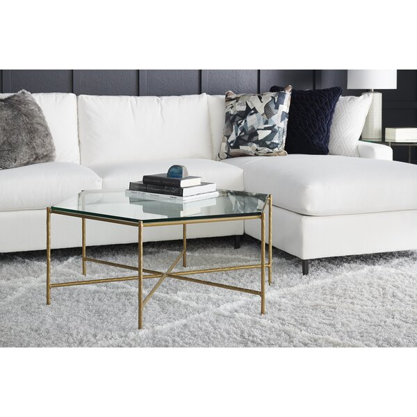 Athena Coffee Table by Joe Ruggiero Collection